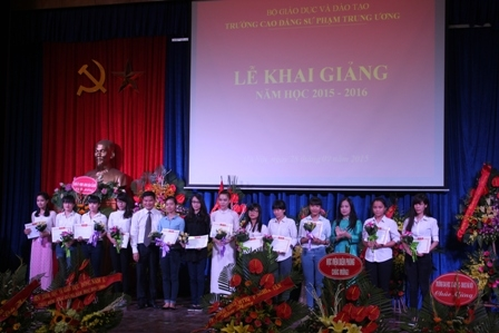 Lễ khai giảng